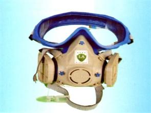 防毒口鼻眼面罩
