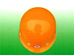 玻璃钢黄色安全帽