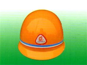 黄色安全头盔