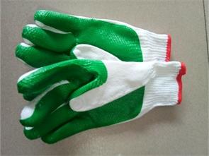 绿半胶手套